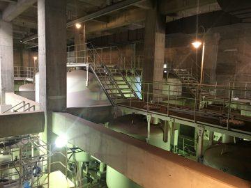 大和郡山市衛生センター(し尿処理施設)既設機器解体・撤去工事