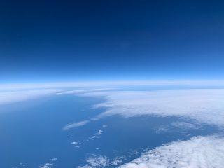 前略 雲の上より(その1)